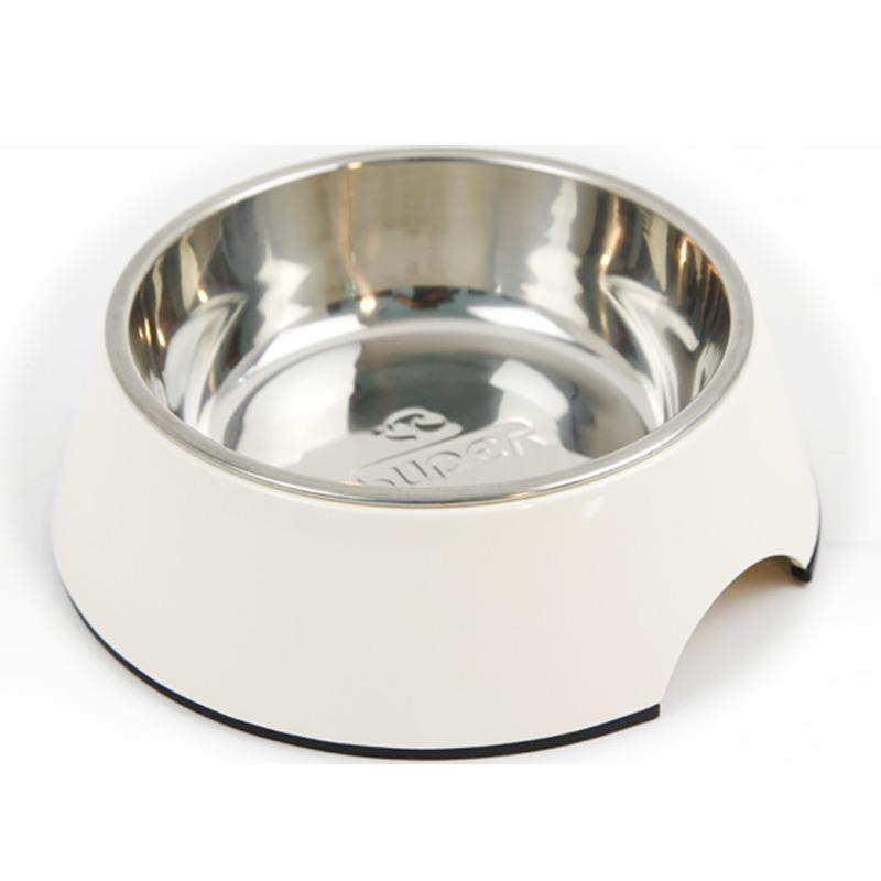 休普 狗碗單碗不鏽鋼 狗狗食盆泰迪狗飯碗 樹脂寵物碗貓碗貓食盆