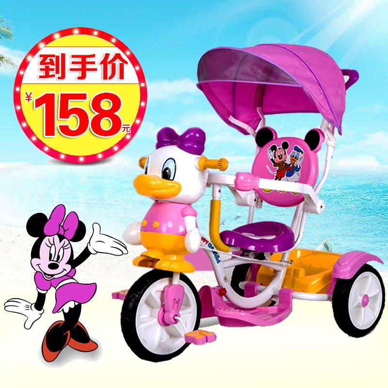 Младенец младенец ребенок трехколесный велосипед. от себя автомобиль фут автомобиль 1-3-5 лет ребенок ребенок велосипед заряд газ пенистых