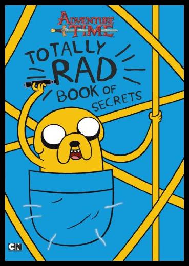 【预售】Totally Rad Book of Secrets