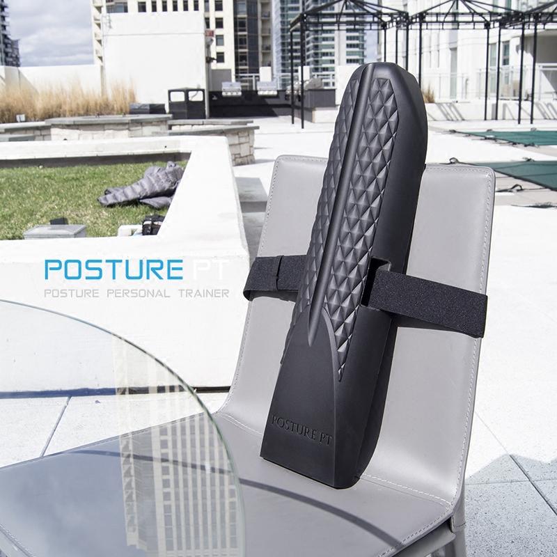 Сша POSTURE PT исправлять поза спинка хребет позвонок кость подвздошной правильно положительный поясничный офис комната домой автомобиль подушка