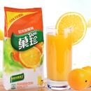 卡夫果珍果汁粉冲饮阳光甜橙味1000g亿滋菓珍VC果真饮料粉橙汁粉
