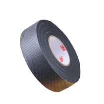 3M si 23# rubber self-adhesive belt self-melting tape resistant to high temperature and high pressure waterproof insulation tape