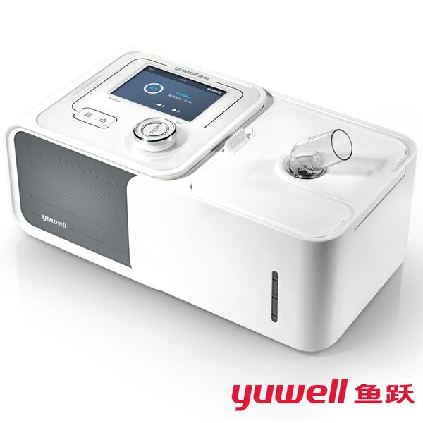 鱼跃呼吸机家用YH-560正压单水平自动呼吸器舒缓睡眠