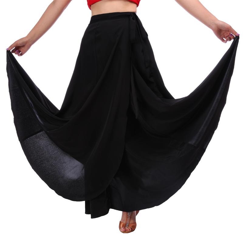 Красный обувь черный танец юбка высокий этот сокровище к свежий юбка народ танец одежда женщина практика гонг юбка 6207
