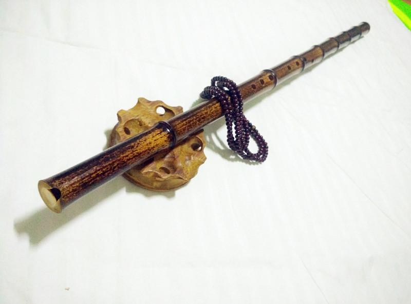 一节演奏级洞箫手工箫紫竹箫琴箫洞箫箫民族乐器