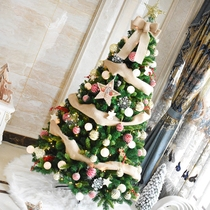 Novak 1.5-meter Christmas Tree package 1.8 2.1 m luxury Christmas Christmas decorations set