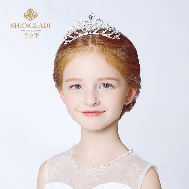 皇冠公主女童韓國兒童發飾