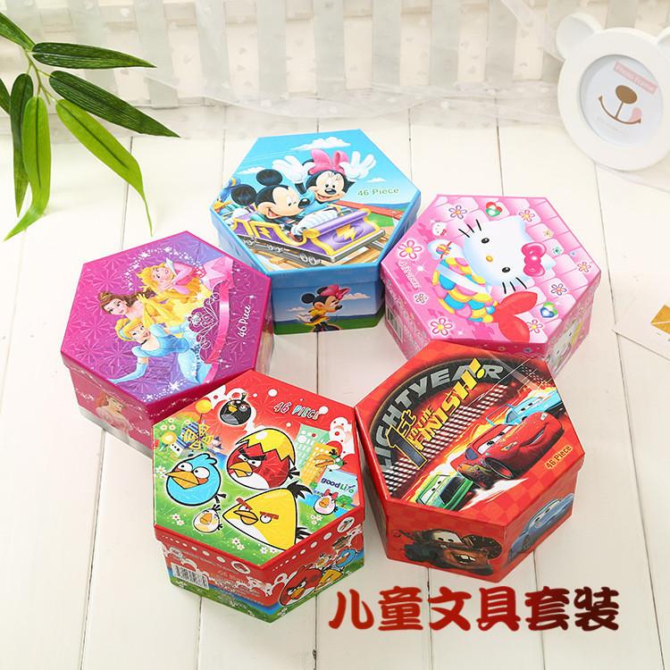 Канцелярские подарочные наборы для детей Артикул 544784601904