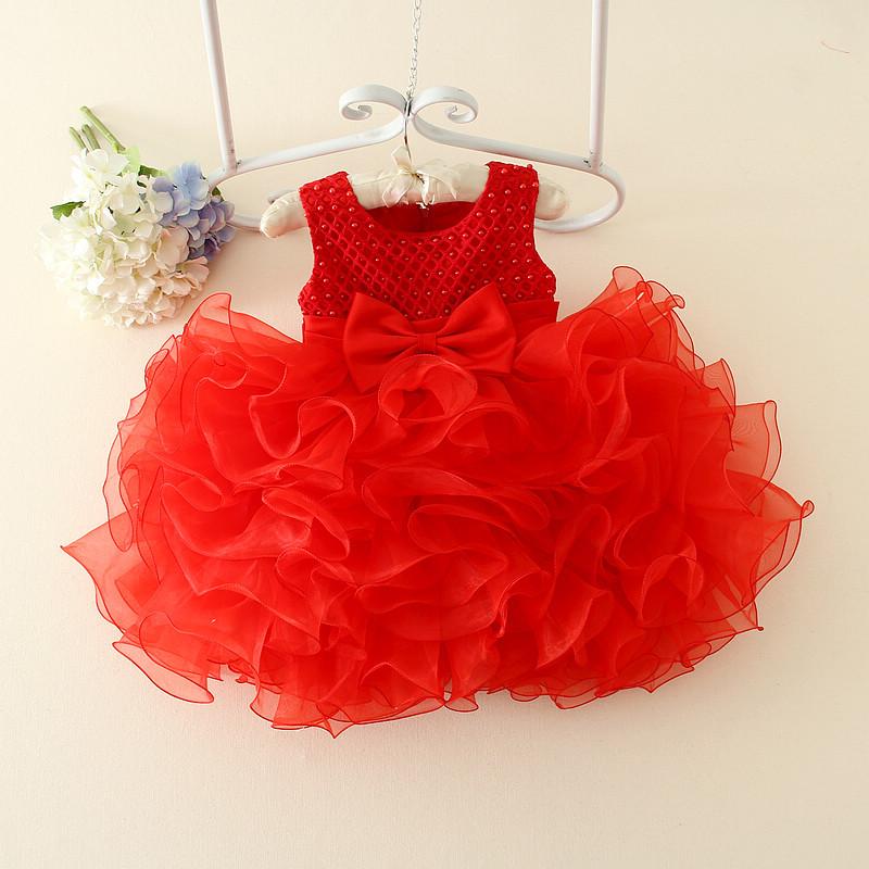 Корейский девочки платья платье юбки торт платья юбка утолщённый девочки платье принцессы девочки юбка