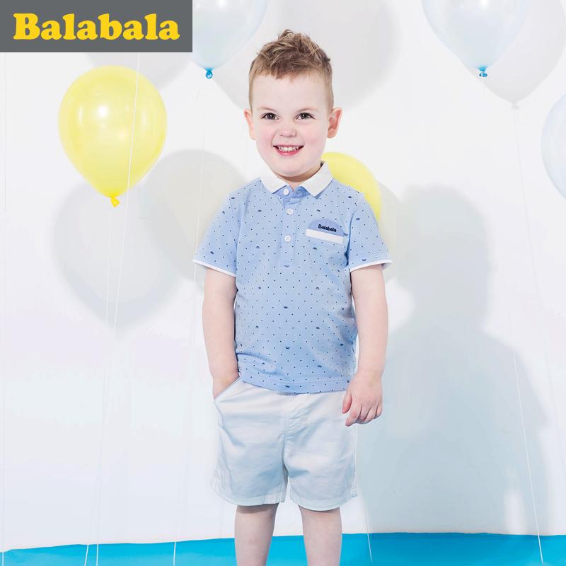 巴拉巴拉小童兒童 短褲