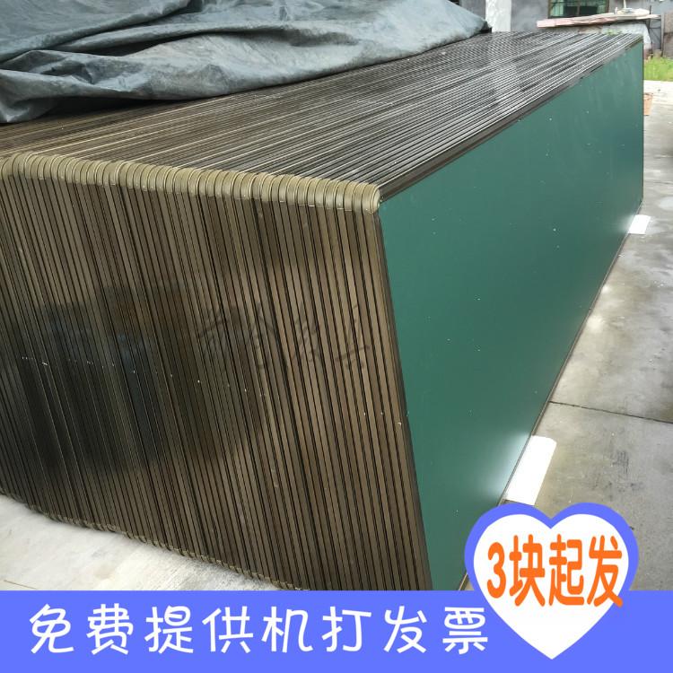 厂家直销1.2X4米磁性教学 绿板 白板学校用教室挂式大号黑板书写