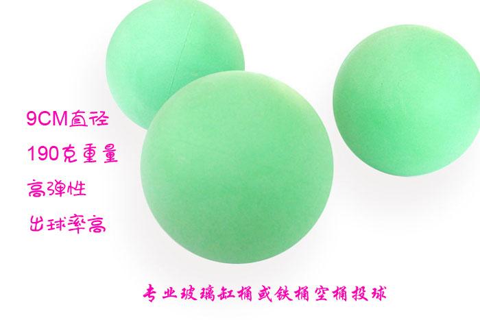 Зеленый пустой баррель литье мяч вес свет эластичность высокий 5 так как только доставка в цзянсу и чжэцзян включена в стоимость из мяч ставка высокая точность простой зеленый