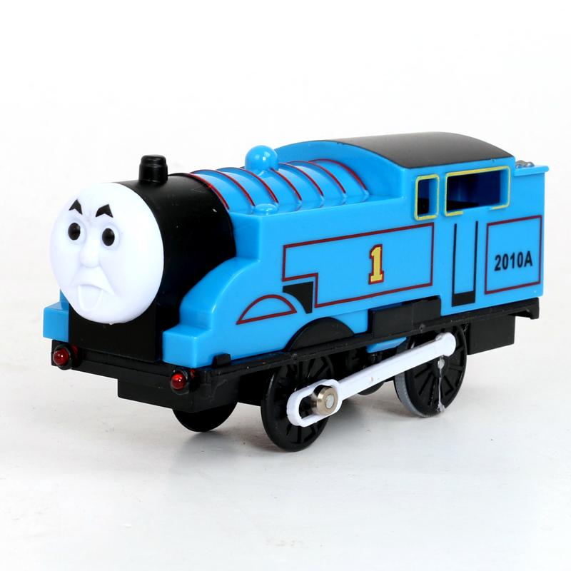 電動高鐵 托馬斯火車頭 托馬斯小火車 複古 軌道玩具單列車廂