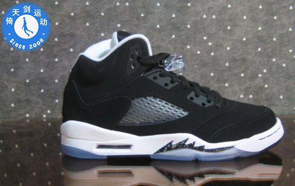 公司� Air Jordan Retro 5 AJ5��5 �W利�W 女鞋 440888-035