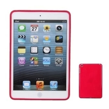 Lose money iPadmini 1 2 mini set of jelly case silicone collar for a horse mail to send gifts