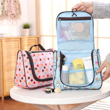 South Korean multi-function receive travel makeup bag finishing bag waterproof wash gargle bag cosmetic bags big cosmetic bag