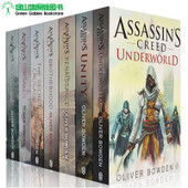 Assassin's Creed Books 1-7
