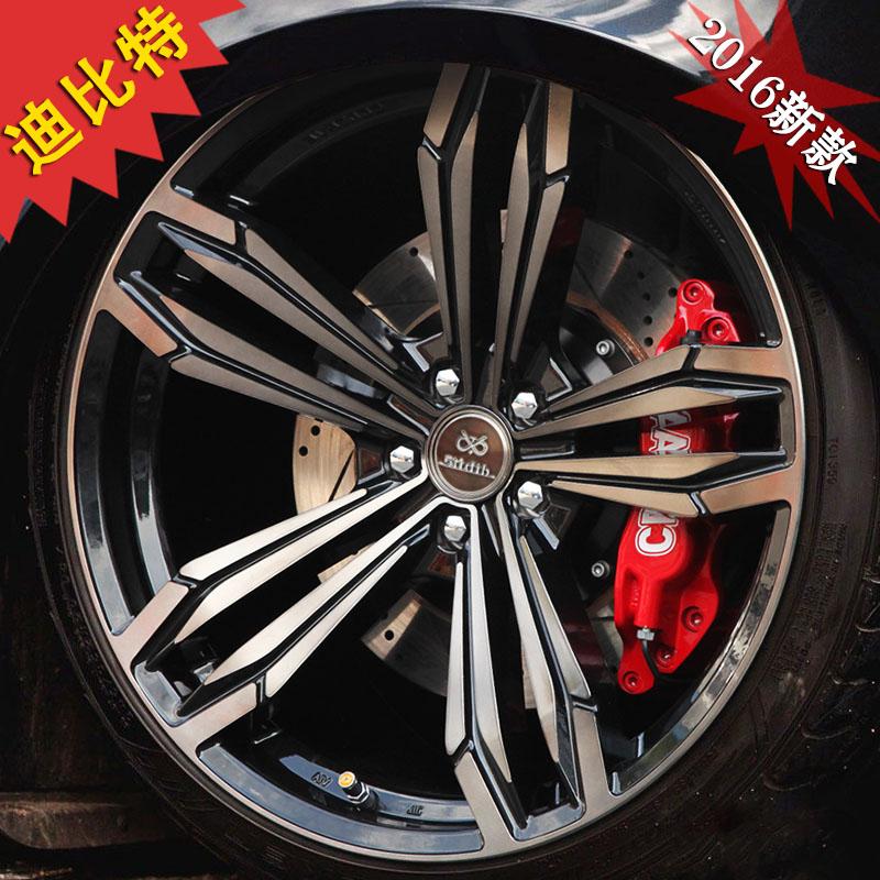 Следовать особенный трансформеры 2 поколение колесо 17/18/19/20 дюймовый Фокус CC audi bmw быстро бегать ремонт колеса