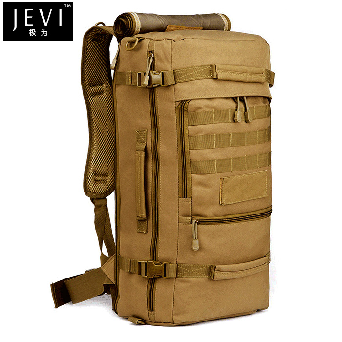 JEVI/плечо Сумки Пешие прогулки Открытый Рюкзак водонепроницаемый ноутбук сумки для мужчин и женщин, езда 40L 50