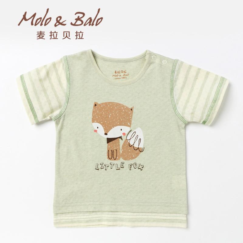 嬰兒 圓領寶寶 夏裝