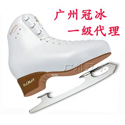 [ кантон корона лед ] италии EDEA коньки ледовые коньки обувной / ребенок мужской и женщины /Overture 3/ samsung +MK21