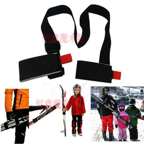 Портативный двойная плита катание на лыжах доска бандаж катание на лыжах доска фиксированный бандаж снег доска защита группа двойная плита задний ремень сейчас в надичии