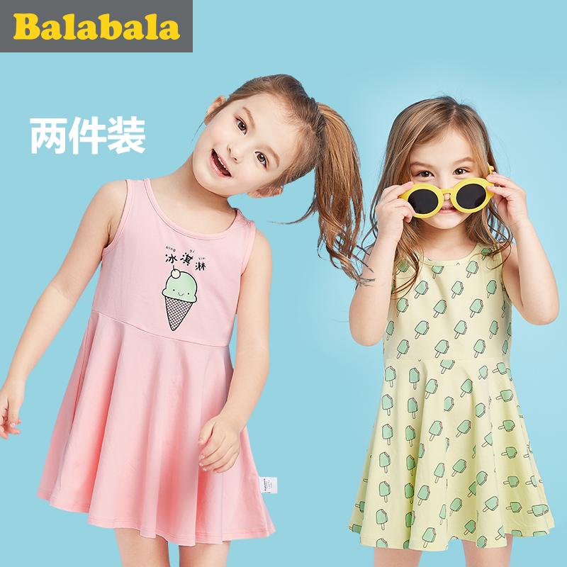 Бала бала ребятишки ребенок безрукавный жилет юбка девочки платье дети ребенок юбка юбка 2017 лето