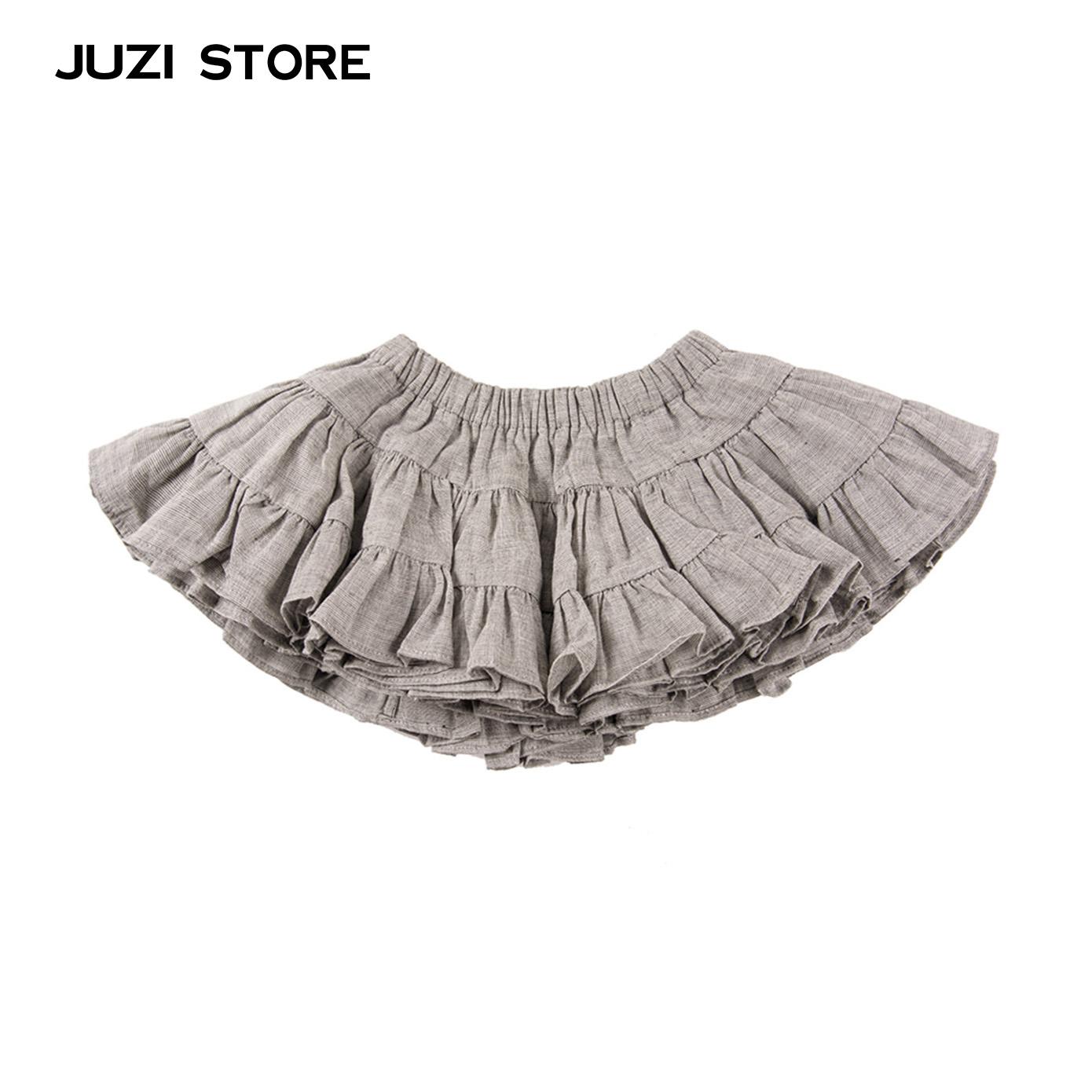 JUZI STORE подбитый пряжа юбки 1426103
