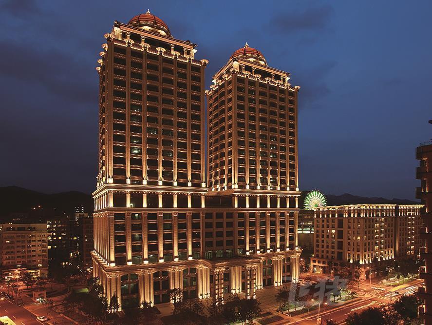 臺北美福大飯店