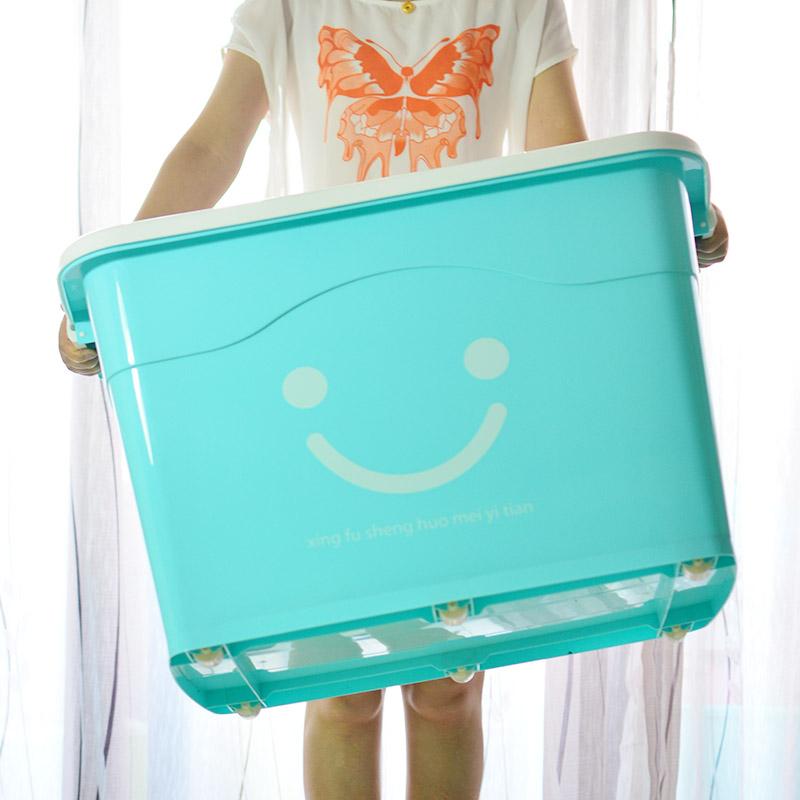Одежда ящик пластиковые коробки коробка для хранения коробка в коробку негабаритный разбираться коробка xl покрытый игрушка одежда