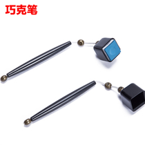 Billiards rod Accessories Billiards Qiao Chalk Powder Clip Qiao pen gun chalk Qiao Bag Billiards Supplies