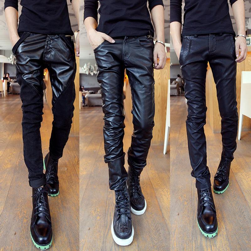 Купить кожаные брюки доставка