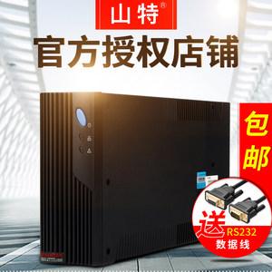 山特ups不间断电源MT1000-PRO/600W服务器稳压延时15分钟静音UPS