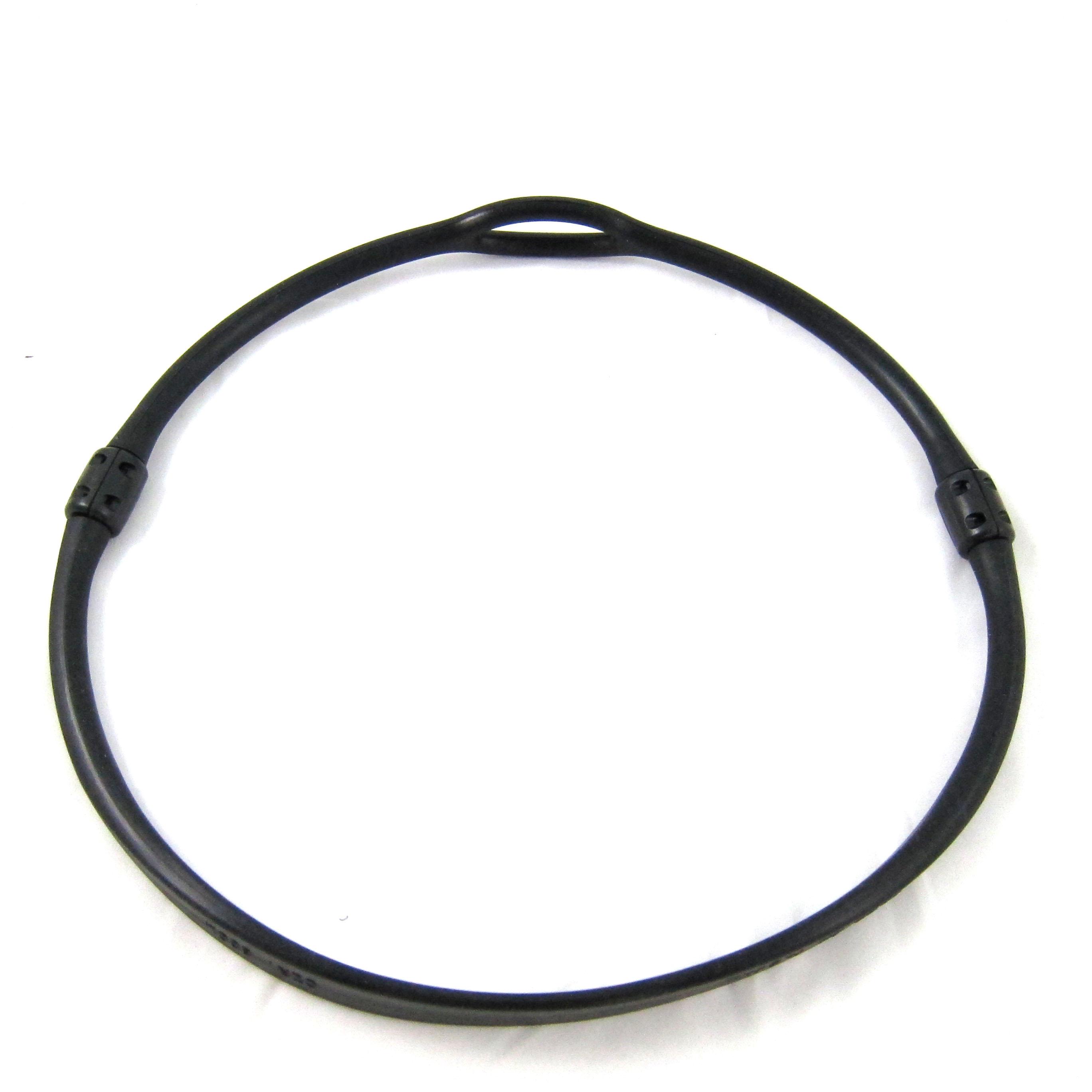 Прекрасный Государственный HOG умение Скрытое оборудование два фиксированный использование изделия силиконовые круг шейка круг (72cm or 62cm)
