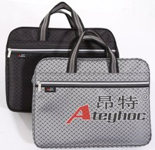 Leon was 9622 B4 transaction bag large capacity briefcase handbag file bag waterproof bag full five free mail