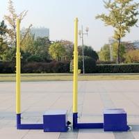 Именно сила стандарт волейбол колонка мобильный стиль лифтинг волейбол сетка бадминтон теннис с тремя колонка