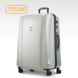 TITAN德国进口行李箱商务旅行箱XenonDeluxe拉杆男女20寸