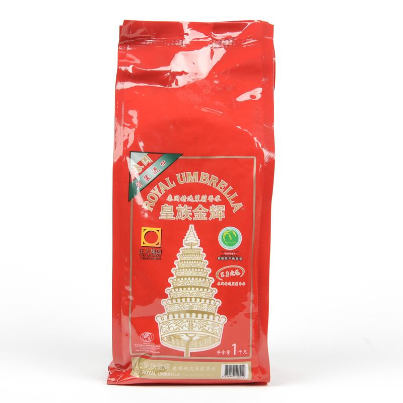 ~天貓超市~泰國 皇族金輝 泰國 茉莉香米 1kg 包