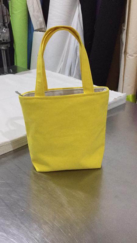 12安DIY空白手绘帆布包纯棉帆布包 diy饭盒包化妆包收纳包扎染包