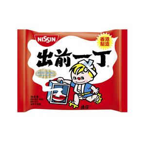 【天猫超市】香港进口食品 出前一丁 方便面 麻油味 100g/袋