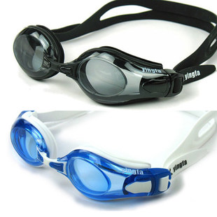 Climax fogging agent sent yingfa myopia anti fog goggles swimming goggles with a degree or so may be different from 3800