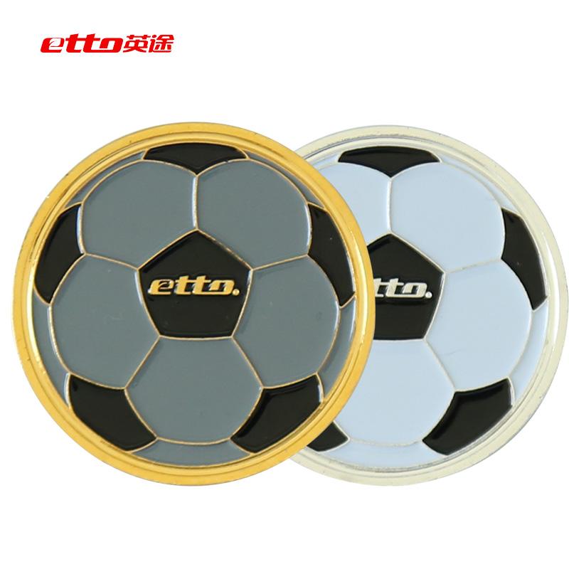 Футбол бросить устройство Британский путь etto бадминтон настольный теннис игра арбитр оборудование команда оборудование бросать устройство