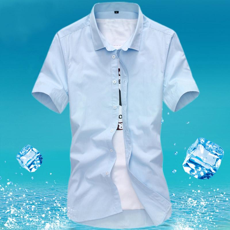 純色商務 青年襯衫