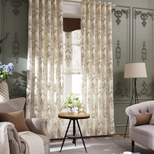 Scandinavian classical curtains, finished fabrics, all shading specials, living room bedroom windows simple modern