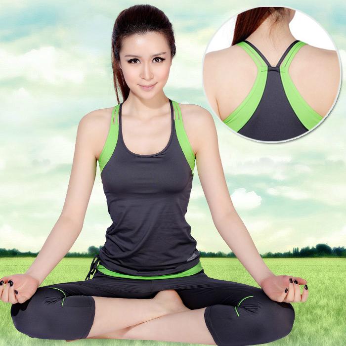 к 2015 году весна/лето продукт siboen йога штаны для йоги Одежда жилет Фитнес Одежда женская одежда aerobics
