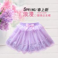 Ребенок юбка марля юбки ребятишки девочки юбка ребенок юбка кружево платье принцессы девочки юбка