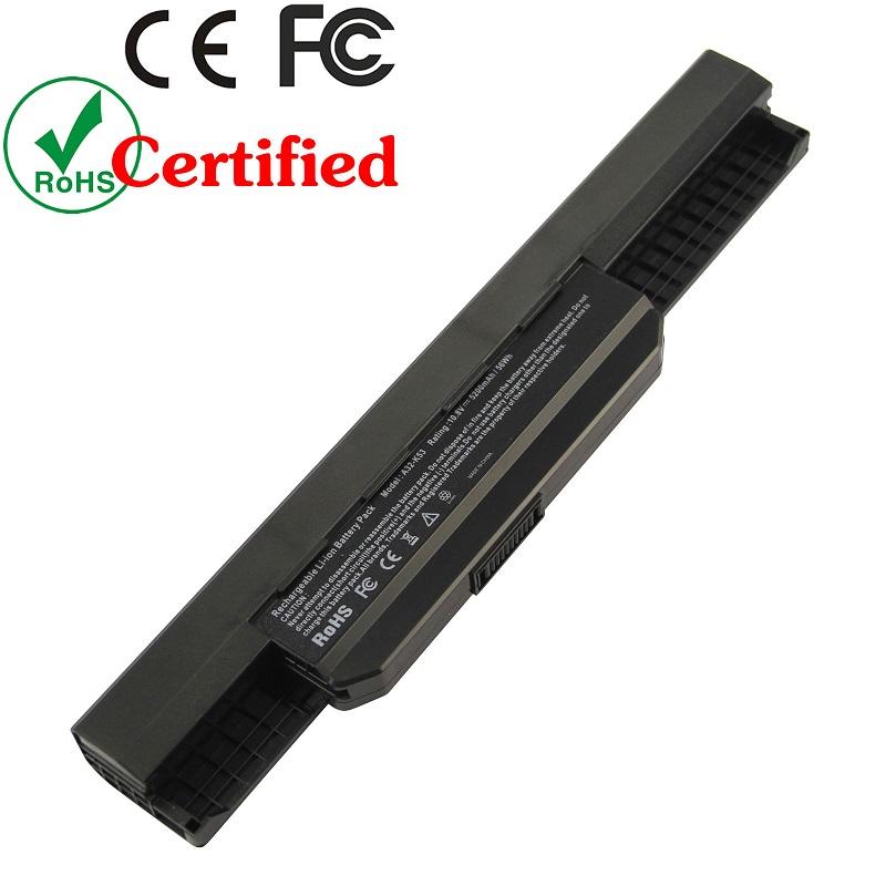 全新华硕笔记本锂电X53X A83电脑电池Asus Battery Pack P53E包邮