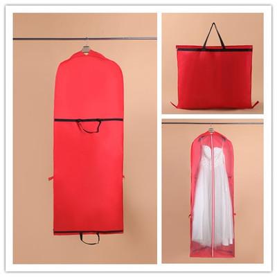 180 см больше складной портативный двойного хвост Свадебное платье свадьба загрузки свадьба мешка крышка мешок для пыли