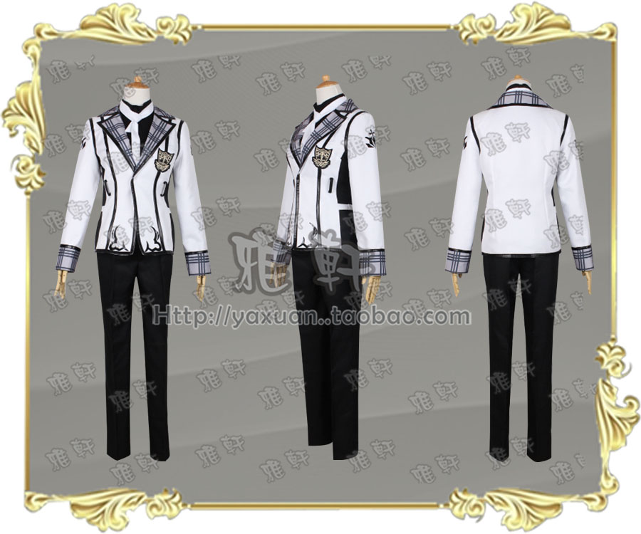 Yaxuan Cosplay clothing fallen knight hero Tan cos new black iron Yihui cos clothing