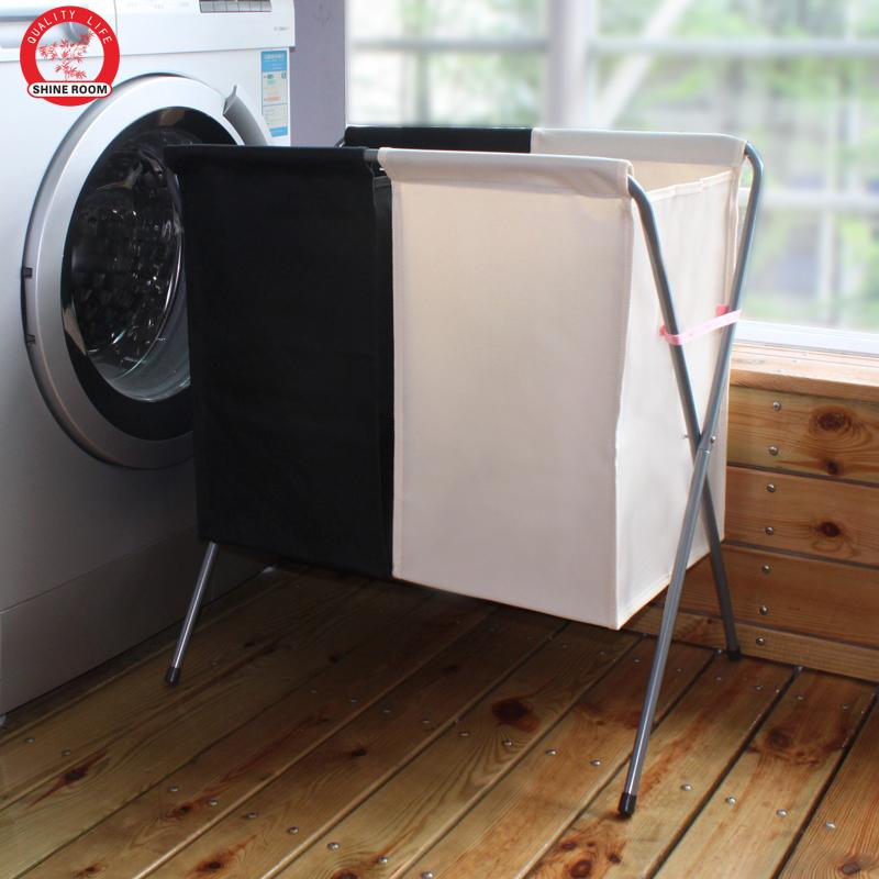 Еще позволять oxford большой размер грязный одежда корзина сложить грязный одежда корзины водонепроницаемый прачечная корзина наряд грязный одежда хранение корзина домой вещь